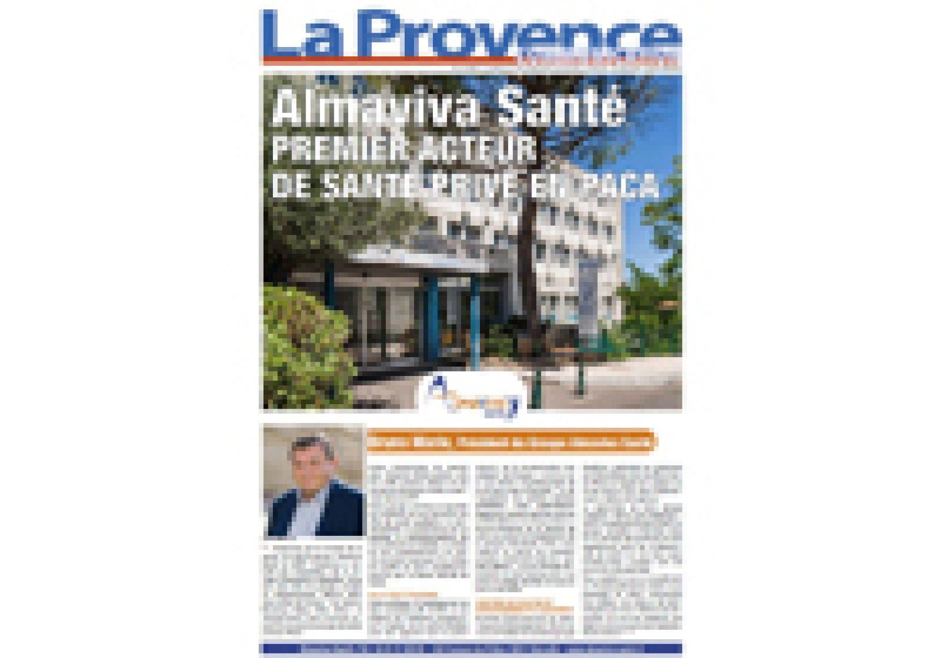 Almaviva Santé - La Provence