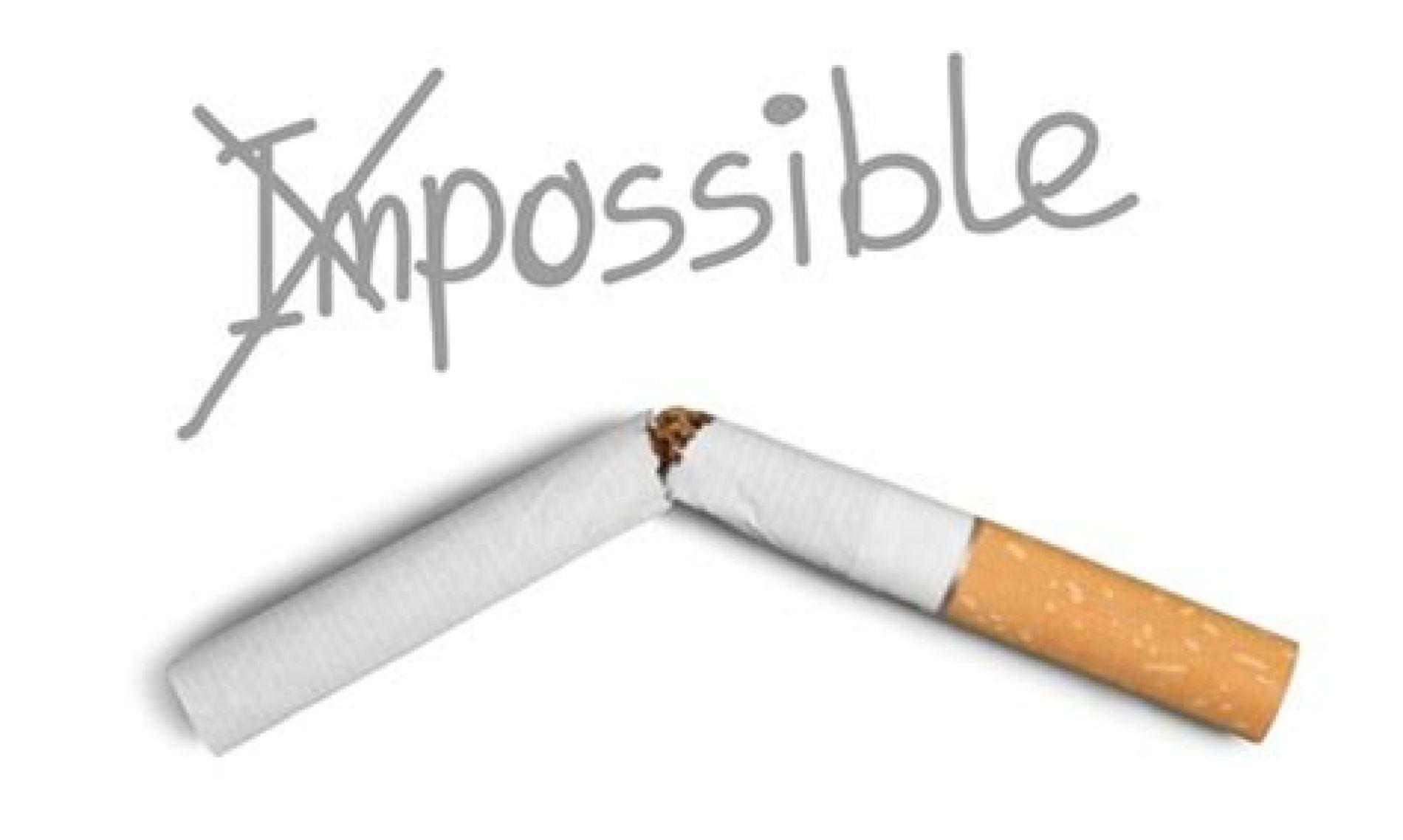 Cap ou pas cap d'arrêter de fumer ?